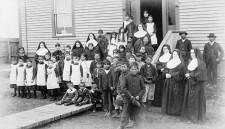 pensionnat autochtone indien amérindien résidence