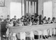 pensionnat_indien_autochtone residence amerindien ecole federale