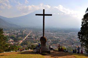 Antigua_guatemala_ coopération internationale voyage
