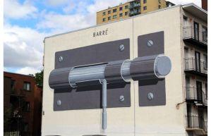 murale boulevard saint-laurent muraliste barré