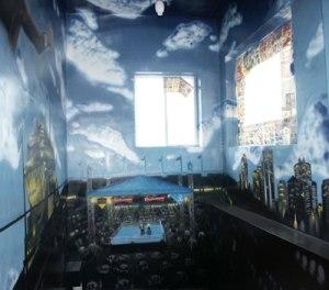 jean pascal boxe boxeur murales