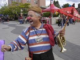 clown dezo jean-pierre desaulniers fête de rue cirque