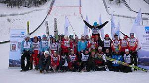 jeux olympiques saut ski féminin femmes sexisme
