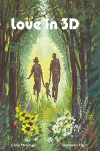 love in 3 d amour dimensions colin mcgregor livre anglais book auteur