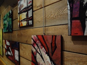 photographie toiles artiste peintre sara peinture exposition vernissage