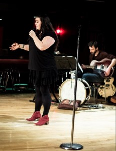 amélie prévost slam poésie art oratoire spectacle est montréal