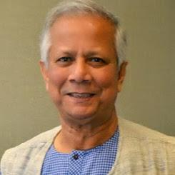 Muhammad Yunus prix nobel paix Bangladesh microcrédit Grameen Bank