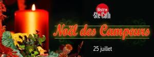 Noel des campeurs Bistro le Ste-Cath où manger est de montréal restaurant hochelaga-Maisonneuve