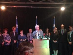 gilles-duceppe-bloc-quebecois-elections-federales-conference-candidats-sophie-stanke