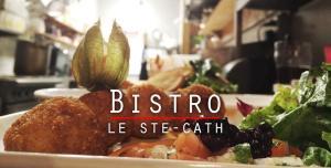 bistro bonne bouffe est montréal resto hochelaga-Maisonneuve restaurant