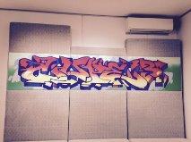 graffiti art designer mode tendance artiste urbain