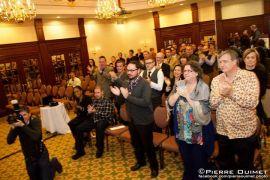 Steve Foster coalition LGBT lesbienne gai bisexuelle transgenres prix droits et libertés